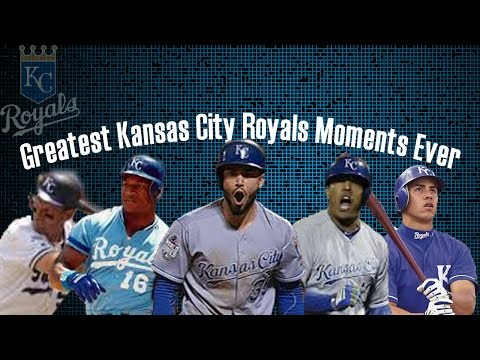 Greatest Kansas City Royals Moments Ever