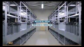 Фермерское хозяйство по добычи криптовалюты Genesis Mining X11  SHA256