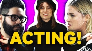 Coworkers Learn ACTING!
