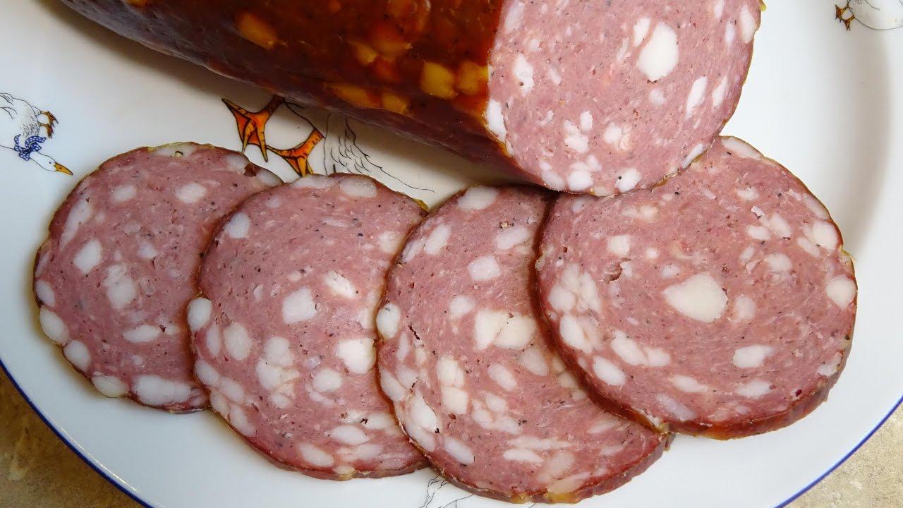 Приготовление колбасы в домашних условиях. Технологии