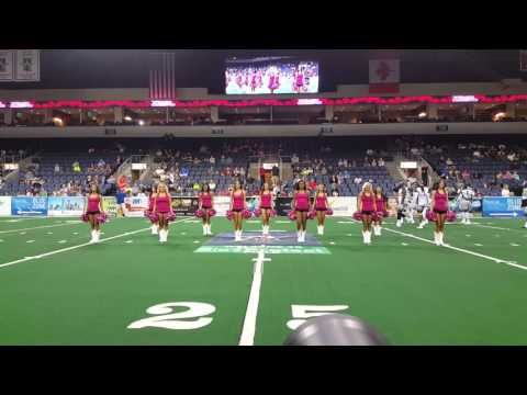 Texas Revolution Dancers - 3rd Quarter