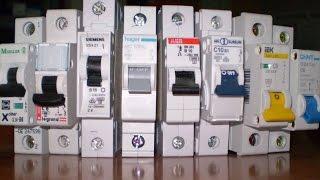 видео Автоматический выключатель