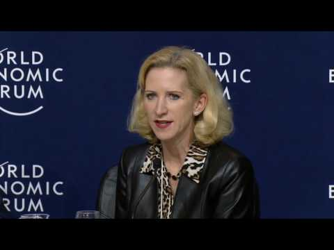 Davos 2017 - Press Conference: The Digital Transformation of Industries