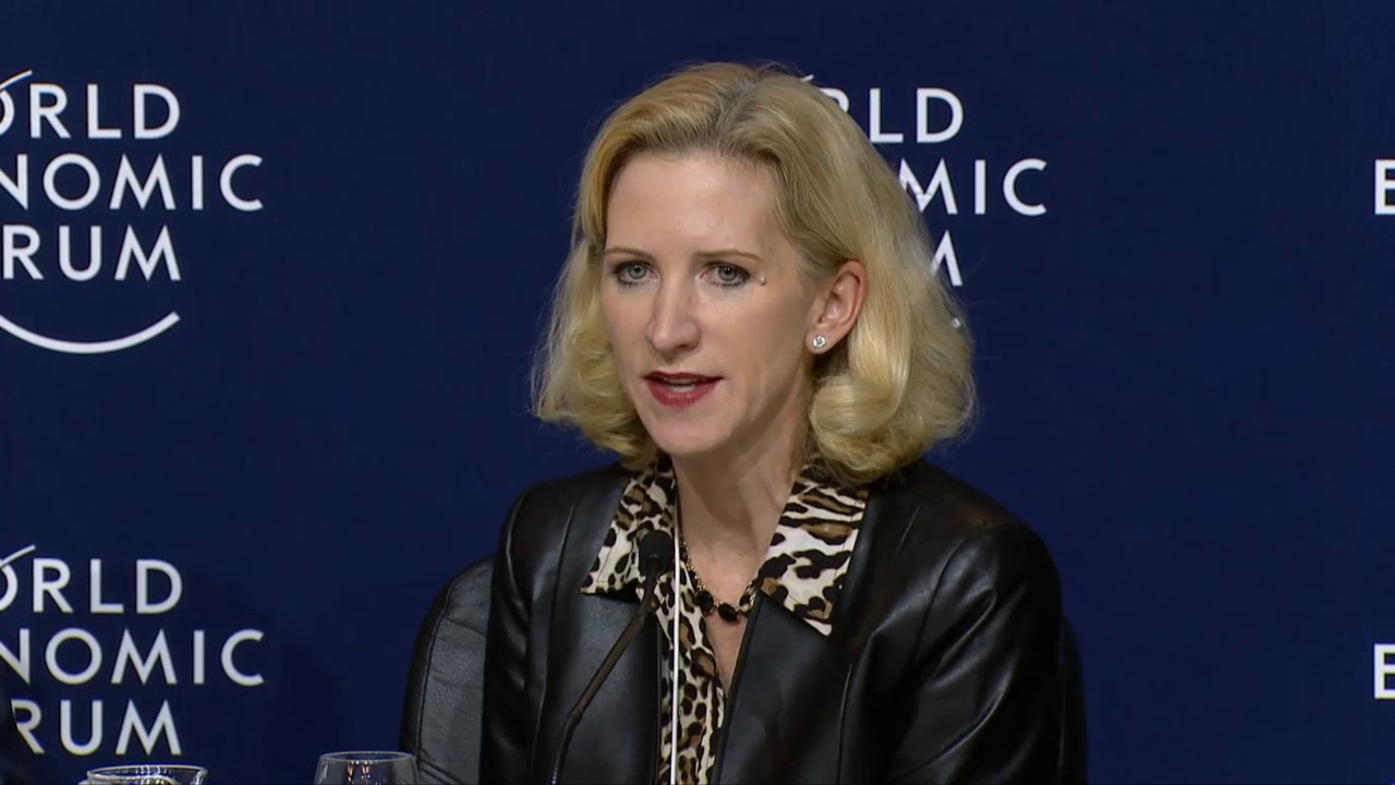 Davos 2017 - Press Conference The Digital Transformation of Industries