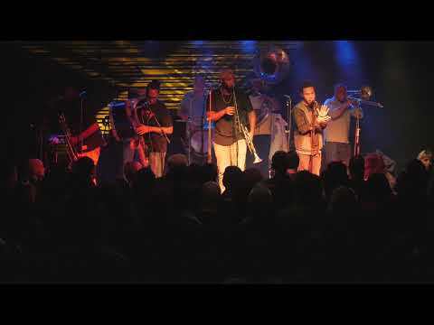Rebirth Brass Band - 2018-01-15 Set 1 - Otus Supply
