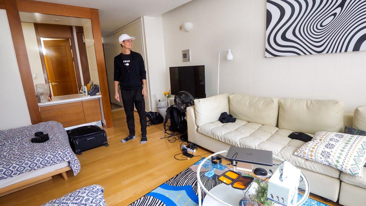 Living In Seoul 65 Apartment Tour