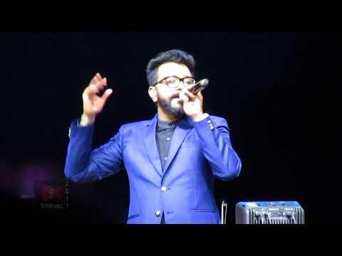 Ilaiyaraja Live In Concert, Toronto 2018 - En Iniya Pon Nilavae By Rahul