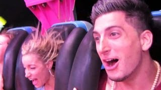 SCARY RIDES!!!