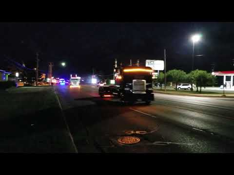 Shiawassee County Lighted Truck Parade 2018
