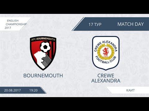AFL17. England. Championship. Day 17. Bournemouth - Crewe Alexandra
