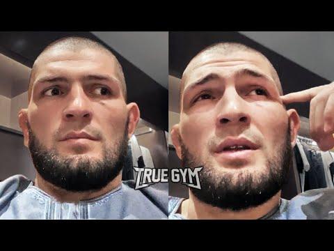 Пресс конференция UFC 254 / Хабиб про бой против Гэтжи