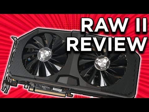 XFX RX 5700 XT Raw II Review - Even Worth It?!