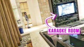 Inside a Taiwanese Love Motel ♥ Luxury Room with Karaoke & Jacuzzi(, 2017-03-16T19:00:01.000Z)