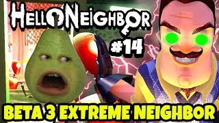 Hello Neighbor Beta 3 #14 [Pear Plays]