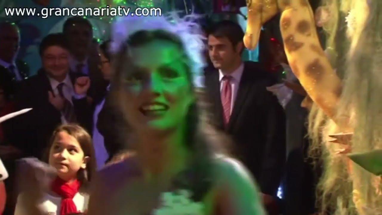 Inauguraci n de la casa de navidad cepsa en triana las palmas de gran canaria youtube - Gran canaria tv com ...