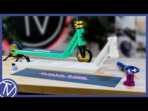 North Horizon Decks, Fuzion Z-Series Completes, And More!! - What's New In Scootering │ The Vault