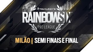 Rainbow Six Pro League - Season 9 Finals, Milan (Dia 2)
