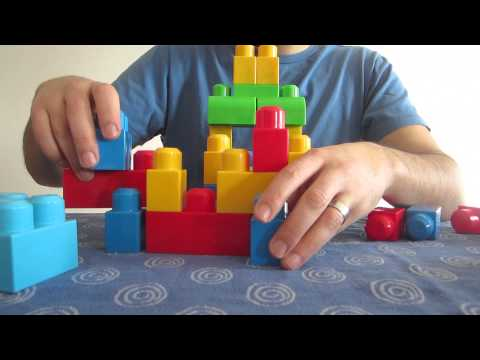 CASTLE - Mega Bloks - First Builders