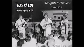 "ELVIS - ""In Person: Live 1955"" (Full Show - Best Sound) TSOE 2018"