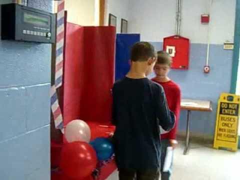 Mock Election at Eames Way School