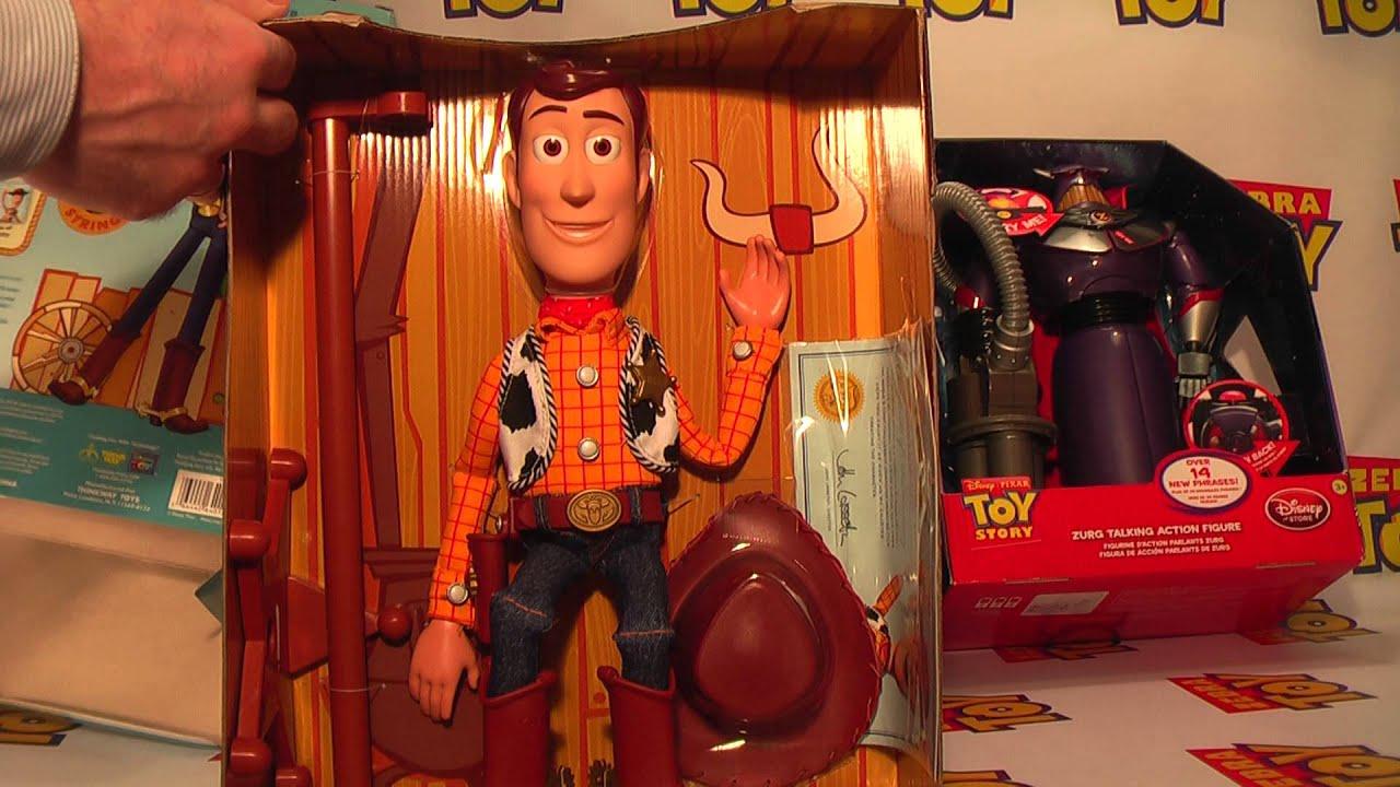 Мини игрушка Ковбой Вуди - шериф Вуди из