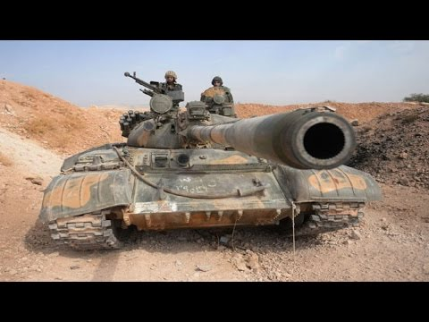 Battle For Syria - Aleppo Bloody Battle - Syrian Army Attacks ISIS in Aleppo City