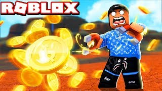 COLLECTING MILLIONS OF COINS IN ROBLOX!! | Roblox Magnet Simulator