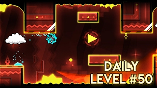 DAILY LEVEL 50 Geometry Dash 2 1 Flax By Thomartin GuitarHeroStyles