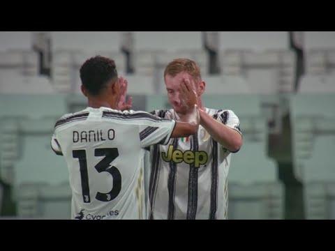 Juventus 3-0 Sampdoria   Kulusevski, Bonucci & Ronaldo Score on Opening Day!   Serie A Highlights