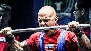 Welcome To Reality - Powerlifting Motivation (MuscleFactory DARK) Пауэрлифтинг