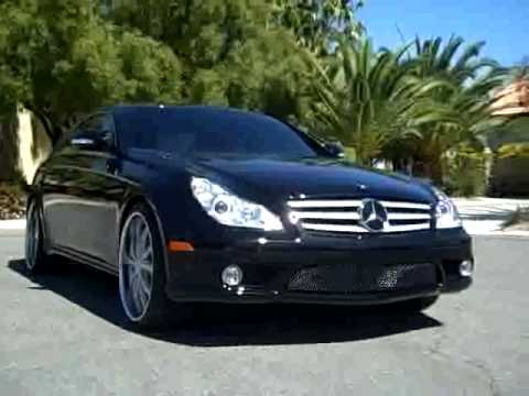2008 mercedes benz cls class cls63 amg coupe youtube. Black Bedroom Furniture Sets. Home Design Ideas