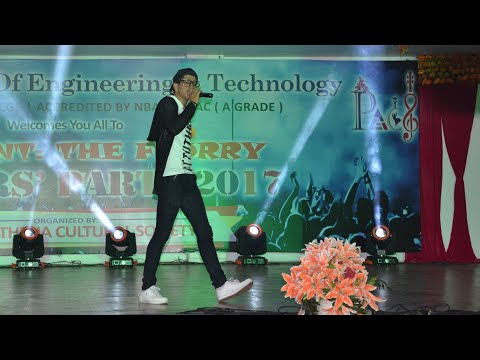 VLOG 1   ACET College in Amritsar    Stage Performance 