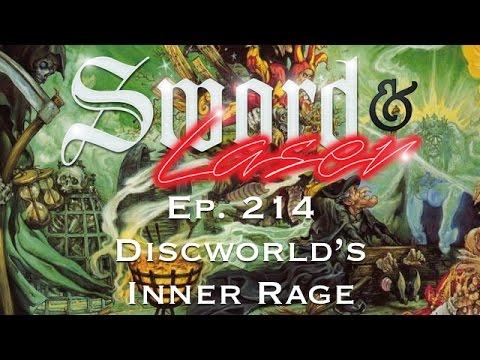 S&L Podcast - #214 - Discworld's Inner Rage