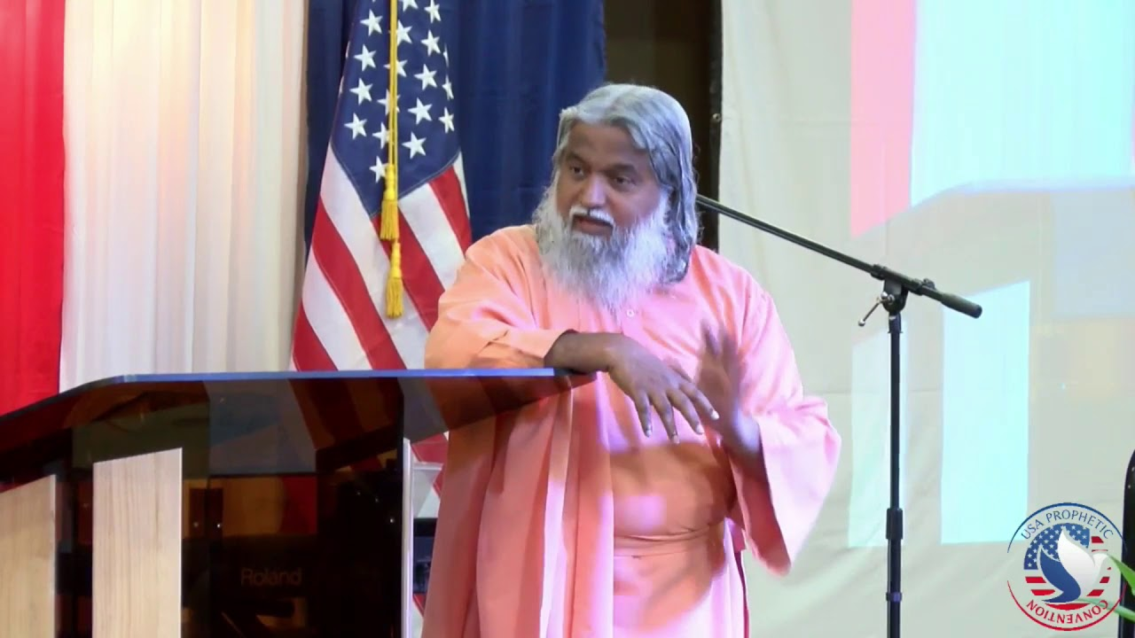 The Coming Judgement to America | How to Prepare | Sadhu Sundar Selvaraj