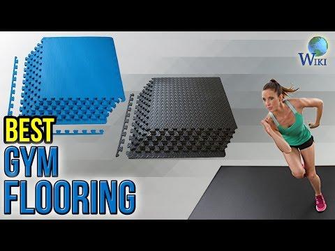 8 Best Gym Flooring 2017
