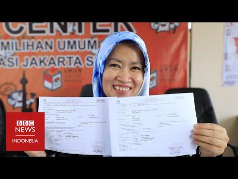 Cara mengurus formulir A5 dengan 'modal' KTP untuk Pemilu 2019