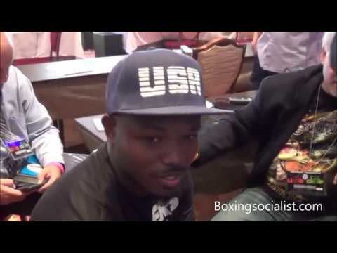 Timothy Bradley on his prediction to Manny Pacquiao vs Jessie Vargas