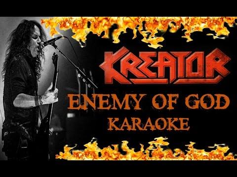 Kreator - Enemy Of God (Instrumental)