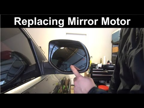 How to Fix a Faulty Side Mirror Motor – Porsche Cayenne Tutorial