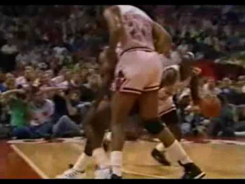 Bulls vs. Pistons - 1990 Playoffs Game 4: Jordan 42pts