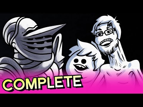 Oney Plays Demon's Souls With Nakey Jakey (Complete Series)