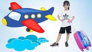 Ký Sự Lần Đầu Tân An Đi Công Tác Sài Gòn 💎 AnAn ToysReview TV 💎