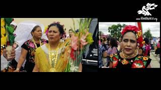 Convite - Paseo 2018 de la Fiesta de Unión Hidalgo en la Ciudad de Oaxaca