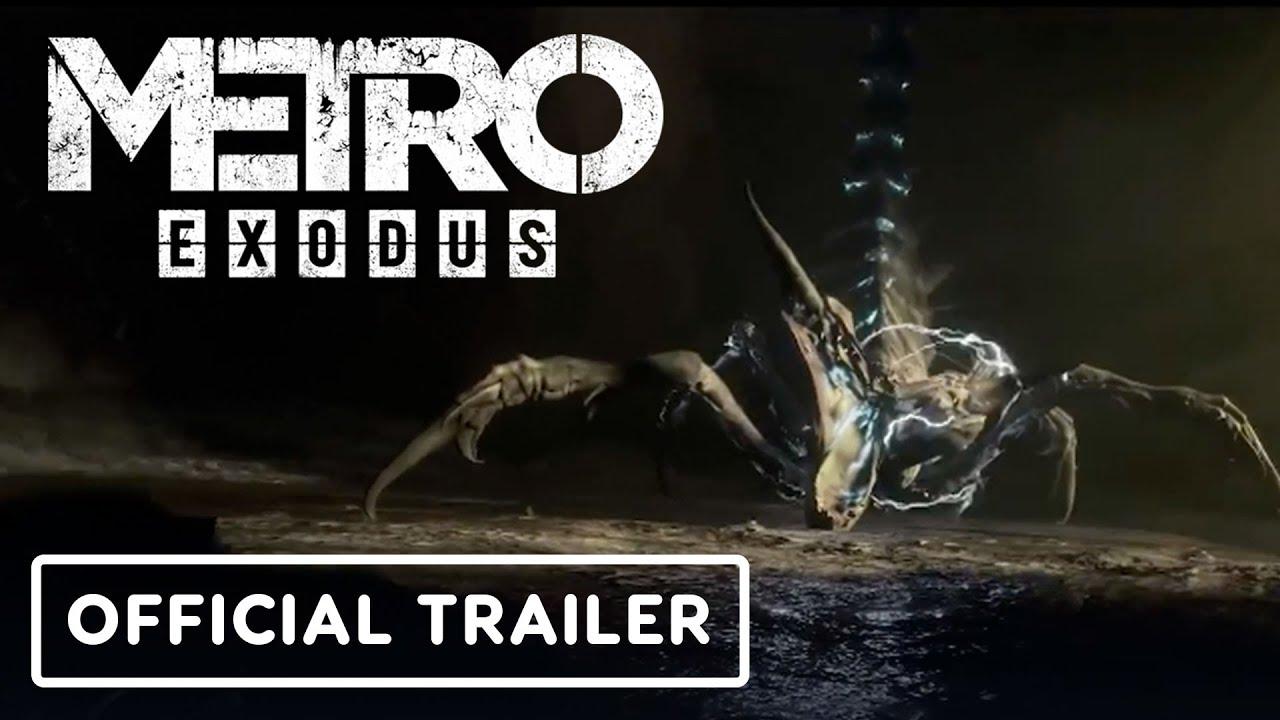 Metro Exodus: Sam's Story - Bande-annonce officielle + vidéo