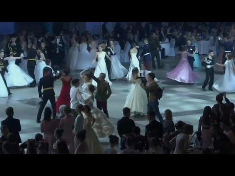شاهد: حفل راقص في قصر الكرملين بمشاركة 1000 من تلامذة المعاهد العسكرية الروسية…  - نشر قبل 3 ساعة