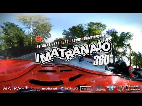 IRRC Imatranajo 360° onboard Pekka Päivärinta & Kirsi Kainulainen