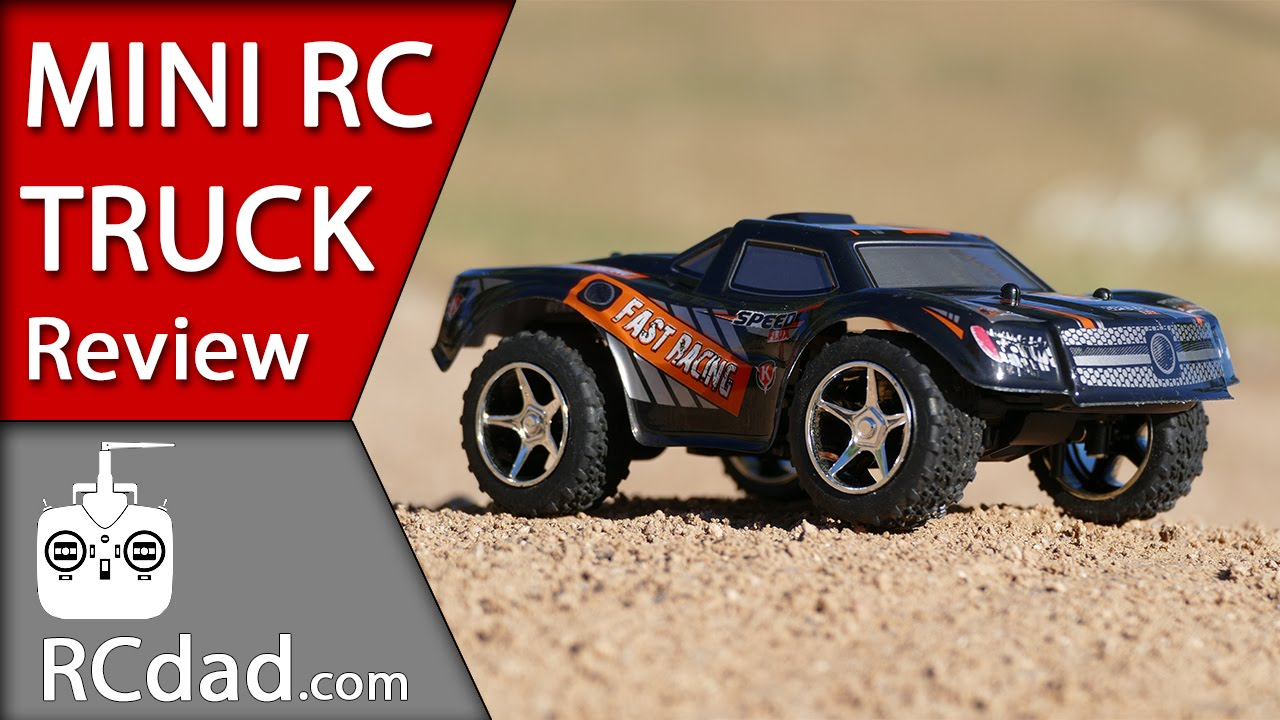 30 Blazing Fast Mini Rc Truck Review Wltoys L939 Youtube