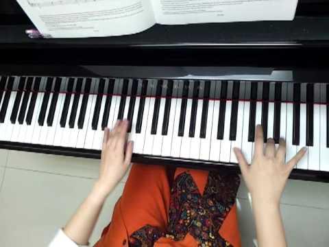 ABRSM Piano 2013-2014 Grade 2 A1 - Hornpipe