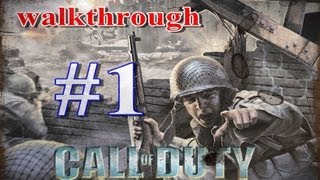 Call Of Duty Walkthrough[Thai] #1 By Max Dutor