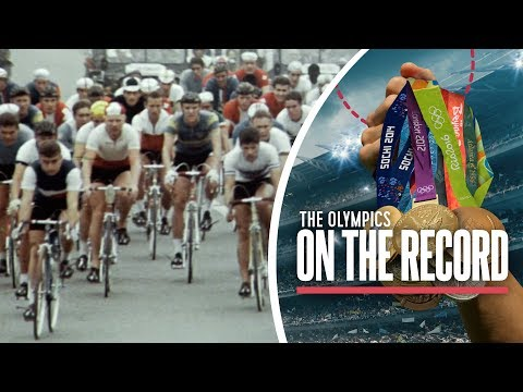 The Closest Ever Cycling Road Race At The Olympics | The Olympics On The Record
